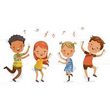 Online kids dance class